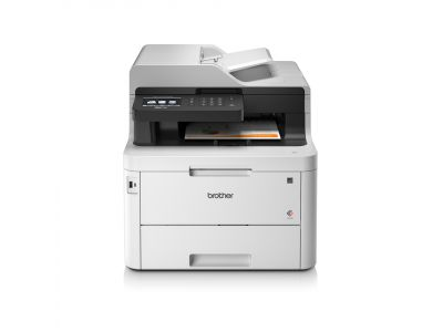 Impresora multifuncional Brother Láser Color MFCL3770CDW 24ppm A4