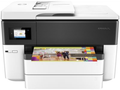 Impresora multifuncional HP OfficeJet Pro 7740 18ppm A4