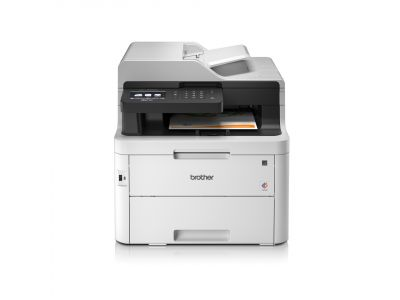 Impresora multifuncional Brother Láser Color MFCL3750CDW 24ppm A4