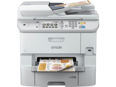 Impresora multifuncional Epson WorkForce Pro WF-6590DWF 34ppm A4