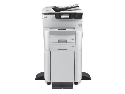 Impresora multifuncional Epson WorkForce Pro WF-C8690DTWFC 24ppm A4