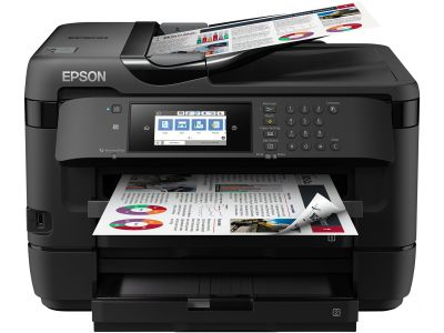 Impresora multifuncional Epson WorkForce WF-7720DTWF 18ppm A4