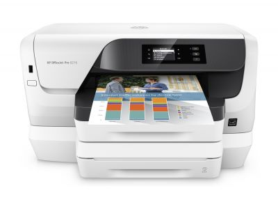 Impresora tinta HP Officejet Pro 8218 22ppm A4
