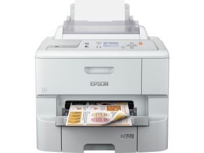 Impresora tinta Epson WorkForce Pro WF-6090DW 34ppm A4
