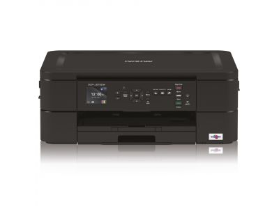 Impresora multifuncional Brother DCPJ572DW 12ppm A4