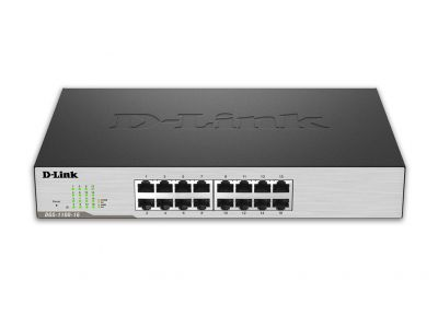 Switch Dlink 16-PORT 10/100/1000MBPS Easymart