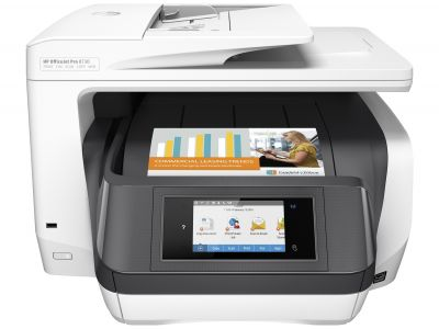 Impresora multifuncional HP OfficeJet Pro 8730 24ppm A4