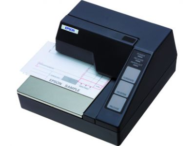 Impresora de Tickets Epson TM-U 295 (292) RS-232 negro