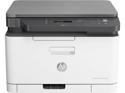 Impresora Multifuncional HP Láser Color 178NW 18ppm A4