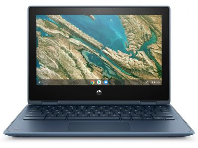 Convertible HP Chromebook x360 G3 CELN4020 4/32