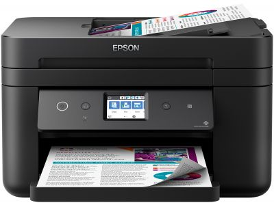 Impresora multifuncional Epson WorkForce WF-2860DWF 33ppm A4